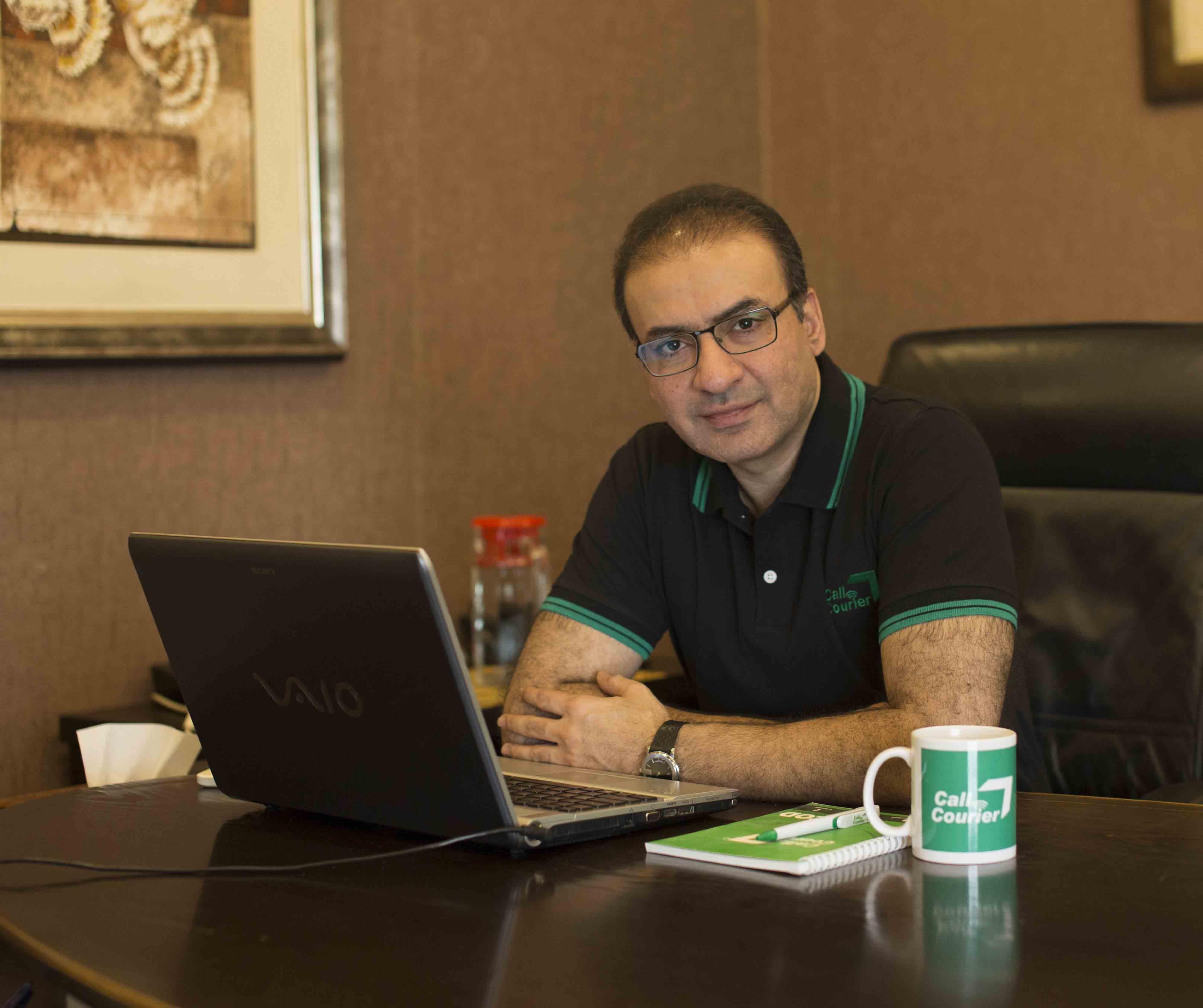 CEO CallCourier